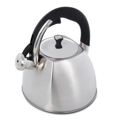 Mr. Coffee Belgrove 2.5-qt. Brushed Stainless Steel Teakettle