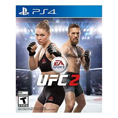 EA Sports UFC 2 for PS4