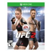 EA Sports UFC 2 for Xbox One