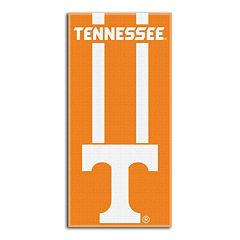 Tennessee Volunteers Zone Beach Towel