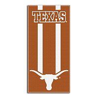 Texas Longhorns Zone Beach Towel