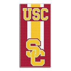 USC Trojans Zone Beach Towel