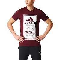 Big & Tall adidas Football Performance Tee