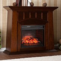 Merwin Infrared Electric Fireplace