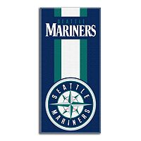 Seattle Mariners Zone Beach Towel