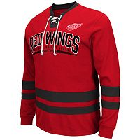 Men's Detroit Red Wings Gino Thermal Top