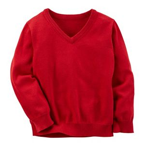 Baby Boy Carter's V-neck Sweater