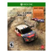 Sebastian Loeb: Rally EVO Day One Edition for Xbox One