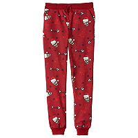 Boys 8-20 Hollywood Jeans Christmas Fleece Jogger Pants