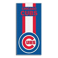 Chicago Cubs Zone Beach Towel