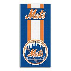 New York Mets Zone Beach Towel