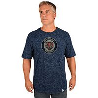 Men's Majestic Detroit Tigers Back In The Day Tee
