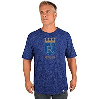 Men's Majestic Kansas City Royals Back In The Day Tee