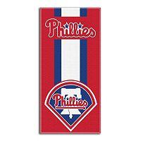 Philadelphia Phillies Zone Beach Towel