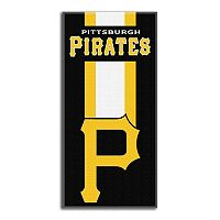 Pittsburgh Pirates Zone Beach Towel