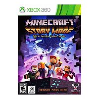 Minecraft Story Mode for Xbox 360
