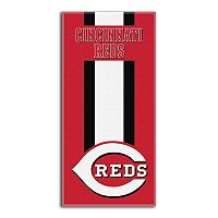 Cincinnati Reds Zone Beach Towel