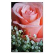 "Trademark Fine Art ""Snug Blossom"" Canvas Wall Art"