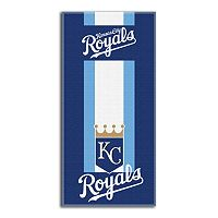 Kansas City Royals Zone Beach Towel