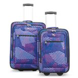 American Tourister Compass 2 pc Wheeled Luggage Set
