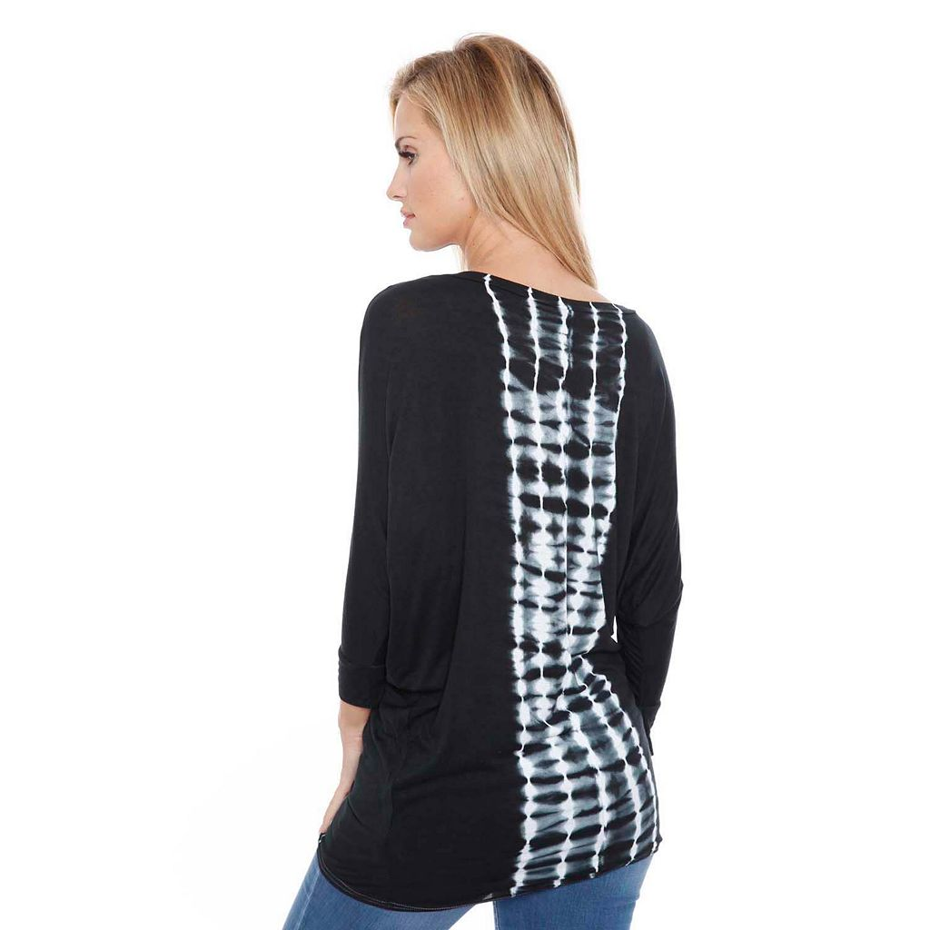 Women's White Mark Dolman Tunic