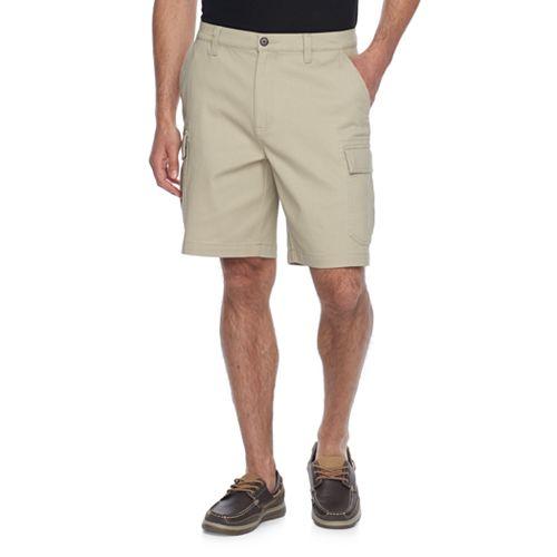 Big & Tall Croft & Barrow® True Comfort Relaxed-Fit Cargo Shorts