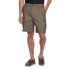 Big & Tall Croft & Barrow® True Comfort Relaxed-Fit Cargo Shorts
