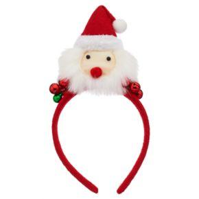 Santa Claus Felt Headband