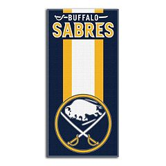 Buffalo Sabres Zone Beach Towel