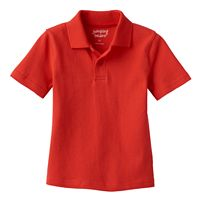 Toddler Boy Jumping Beans® Pique Short Sleeve Polo