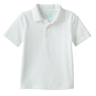 Toddler Boy Jumping Beans® Pique Short Sleeve Polo
