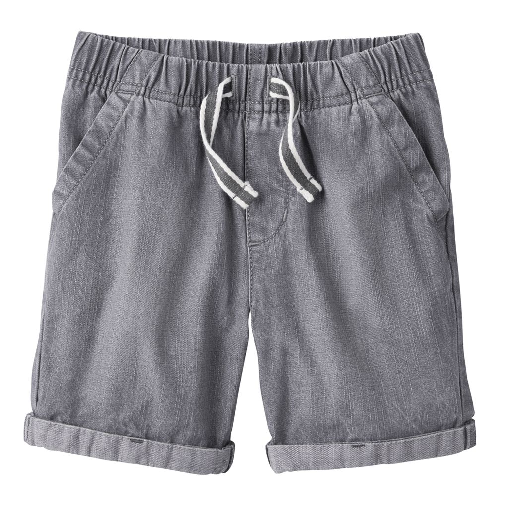 Baby Boy Jumping Beans® Denim Shorts