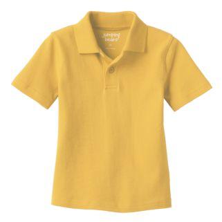 Baby Boy Jumping Beans® Pique Short Sleeve Polo