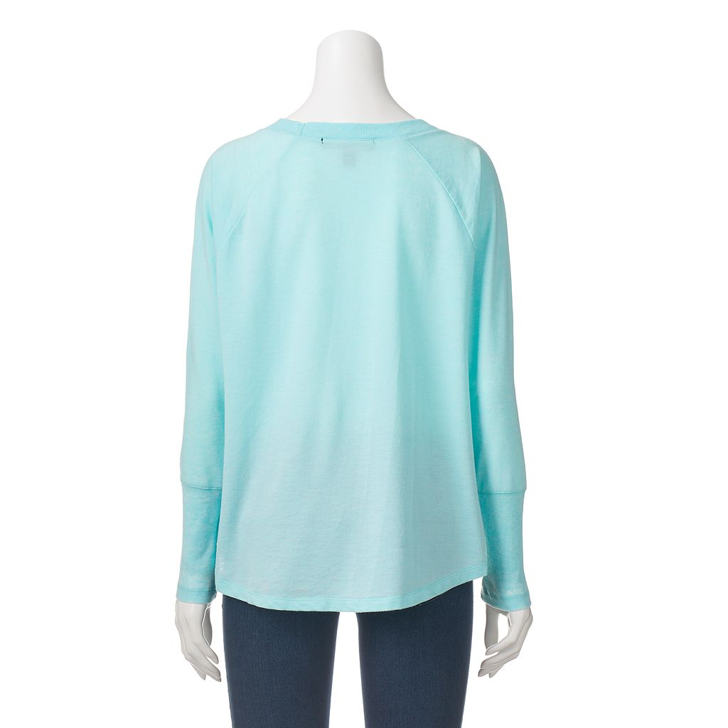 Women's French Laundry Embellished Dolman Top