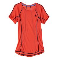 Girls 7-16 FILA SPORT® Contrast Stitch Thin Layer Tee