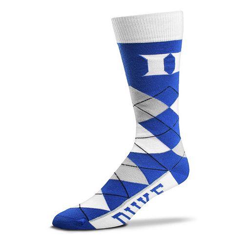 For Bare Feet Duke Blue Devils Team Color Quarter Socks