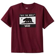 Boys 8-20 Vans Off the Wall Tee