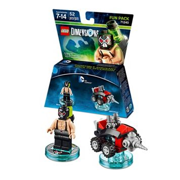 LEGO Dimensions DC Comics Bane Fun Pack
