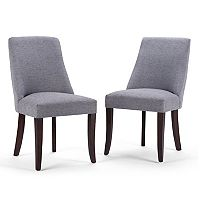 Simpli Home Walden Dining Chair 2-piece Set