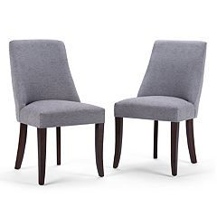 Simpli Home Walden Dining Chair 2 pc Set