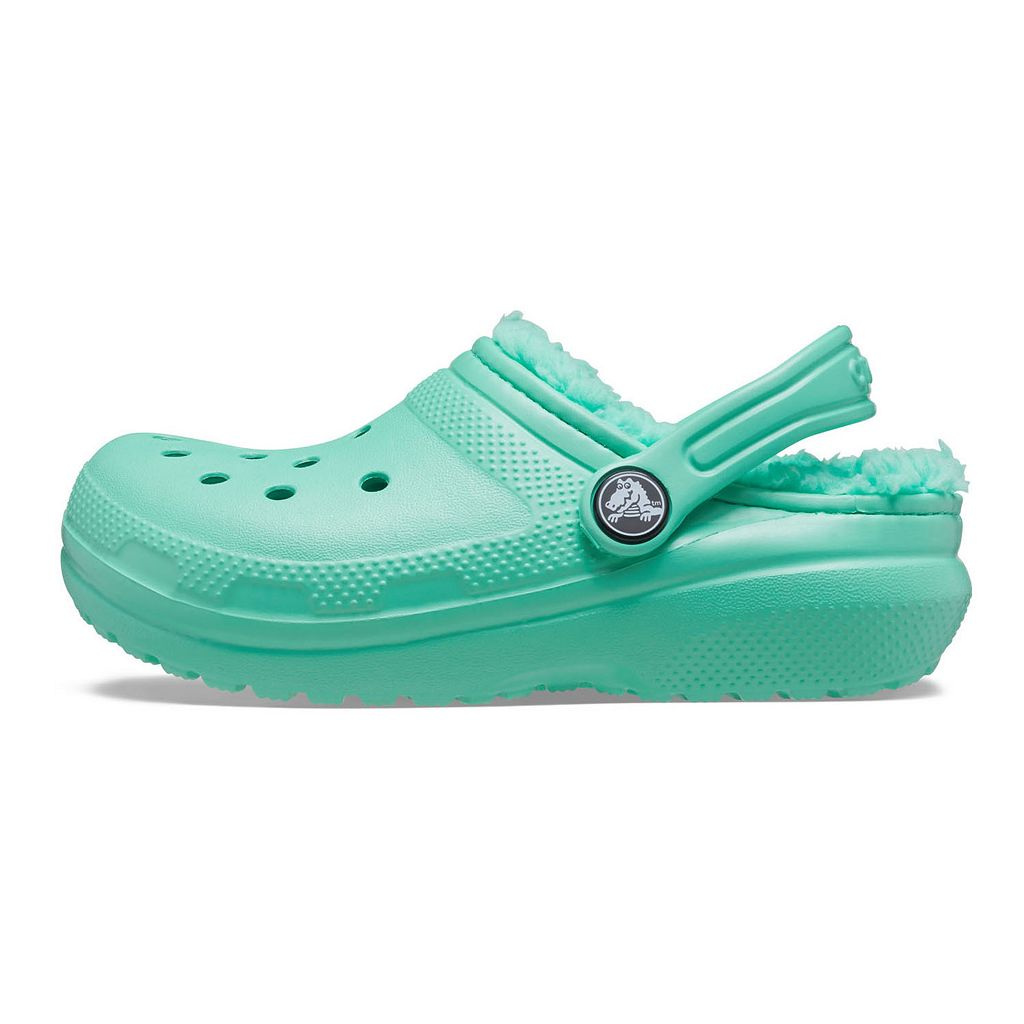 Crocs Classic Lined Boys' Clogs