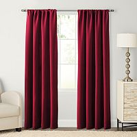 SONOMA Goods for Life™ Carson Twill Pole Top Curtain
