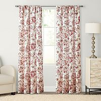 SONOMA Goods for Life™ Devonshire Print Pole Top Curtain