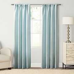 SONOMA Goods for Life™ 1-Panel Carlton Pole Top Window Curtain