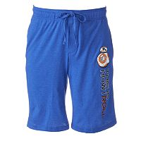 Men's Star Wars: Episode VII The Force Awakens BB-8 Jams Shorts