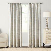 SONOMA Goods for Life™ Trellis Pole Top Curtain