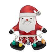 Santa Claus Pin