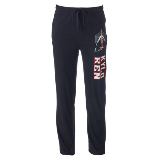 Men's Star Wars: Episode VII The Force Awakens Kylo Ren Lounge Pants