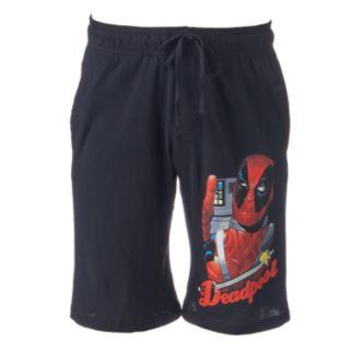 Men's Marvel Deadpool Jams Shorts