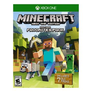 Minecraft Fan Favorites for Xbox One